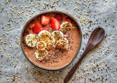 Creamy Chocolate Nicecream