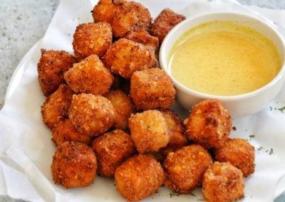 Crunchy Tofu Nuggets